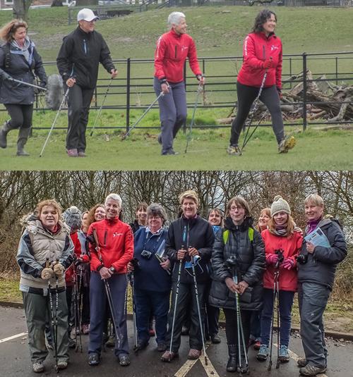 Midlands Nordic Walking - News
